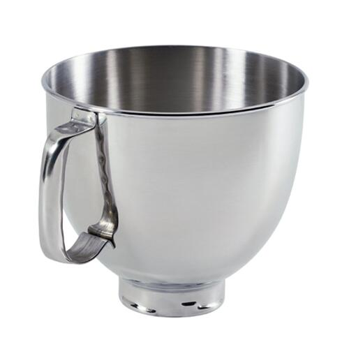 4.8 L Tilt Head ss Bowl With Handle - Other