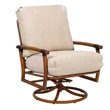See Details - Glade Isle Cushion Swivel Rocking Lounge Chair