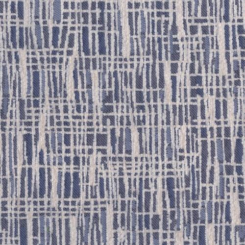 Synthesis Blue Fabric
