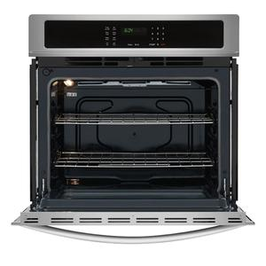 Frigidaire - Frigidaire 27'' Single Electric Wall Oven-Stainless
