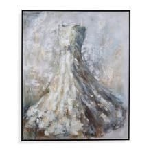 See Details - White Dress