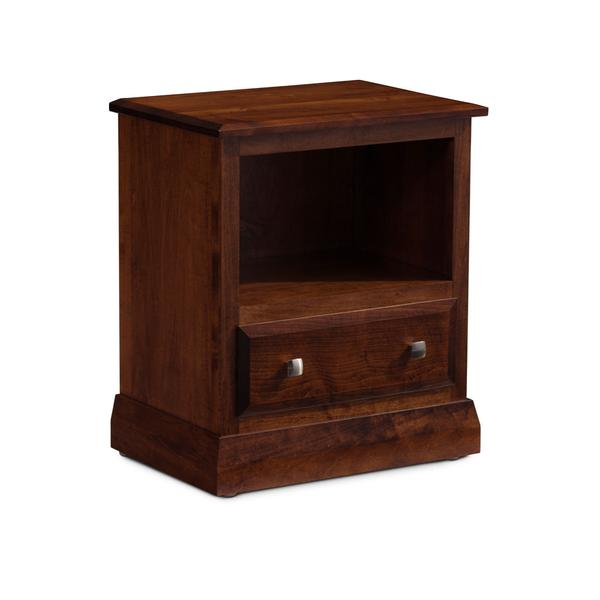 Colburn Nightstand with Opening