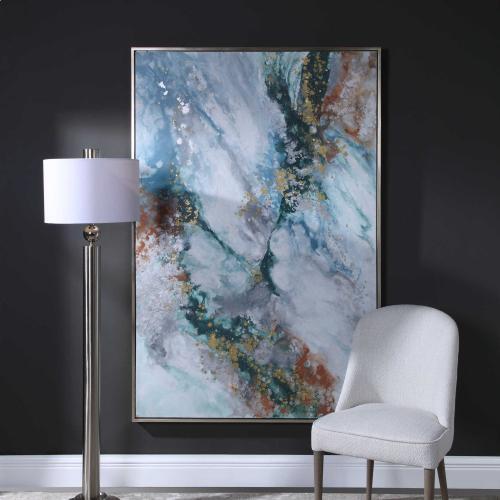 Mercury Hand Painted Canvas
