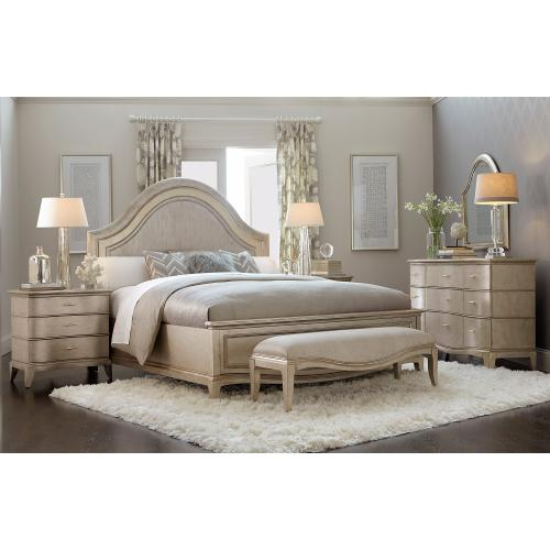 A.R.T. Furniture - Starlite Queen Panel Bed with Storage