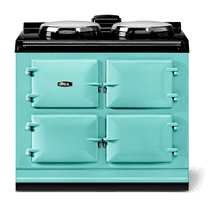 """See Details - AGA classic 39"""" Dual Control Electric-Only Model, Pistachio"""