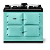 """AGA classic 39"""" Dual Control Electric-Only Model, Pistachio"""