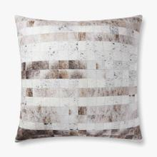 P0902 Poly Only Grey / Multi Pillow