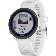 Forerunner® 245 Music Running Watch (White)