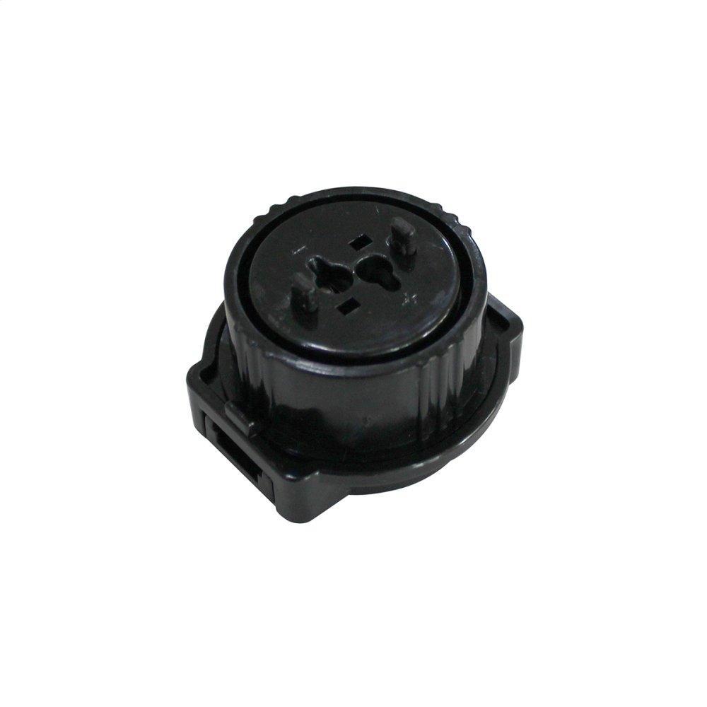 See Details - LANDSCAPE LOW-VOLTAGE WIRE CONNECTOR - Black