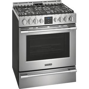 Frigidaire Professional 30'' Front Control Gas Range with Air Fry Product Image