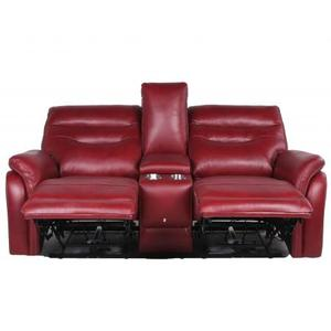 Fortuna Recliner Console LovePwr/Pwr Wine