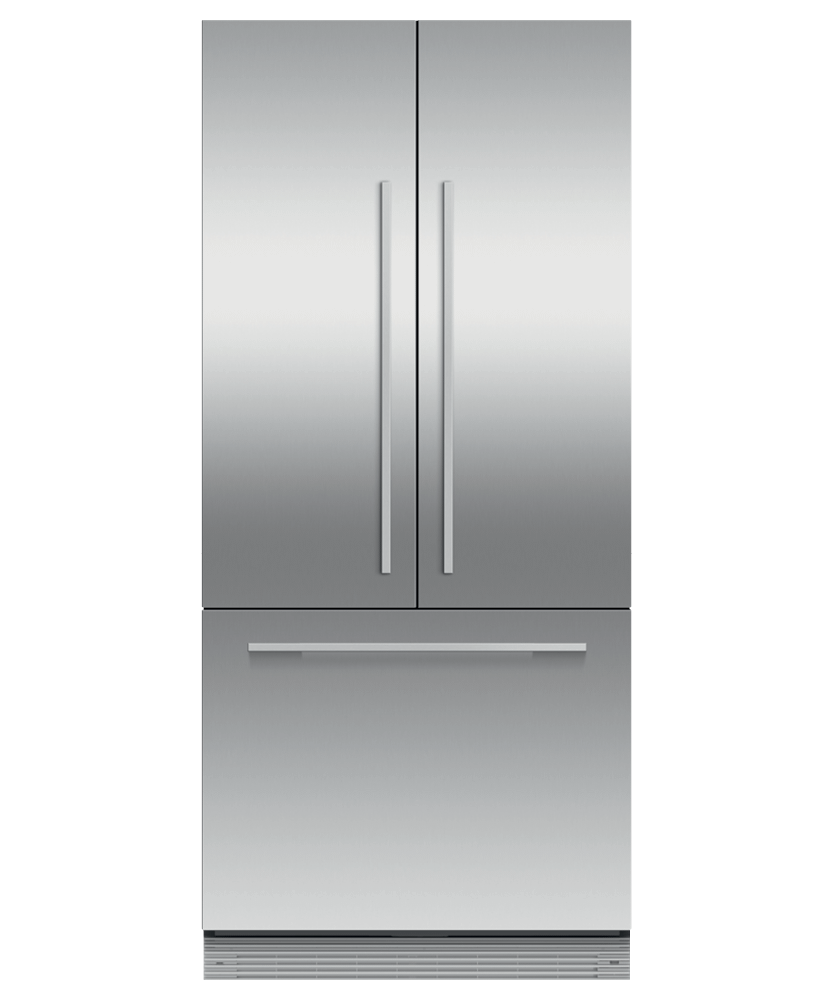 "Integrated French Door Refrigerator Freezer, 32"", Ice Photo #5"