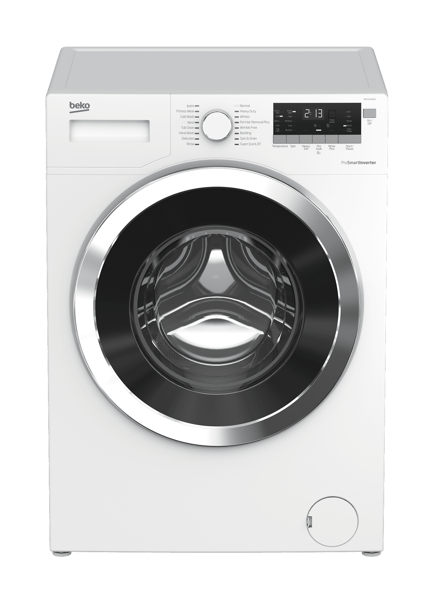 """Beko24"""" Front-Load 2.5 Cu Ft Washer"""