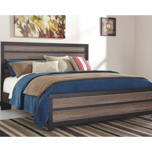 Signature Design By Ashley - Harlinton King Panel Bed