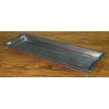 Olympic Silver Rectangular Tray