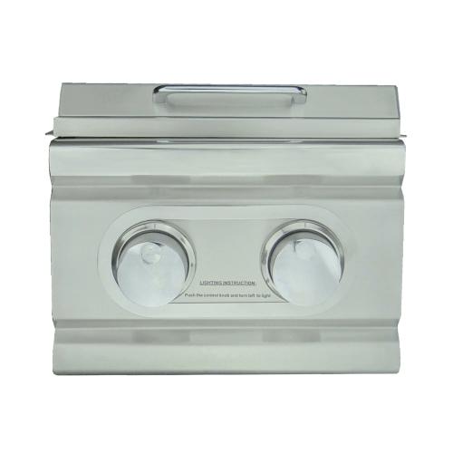 Double Side Burner - RDB1 - Propane Gas