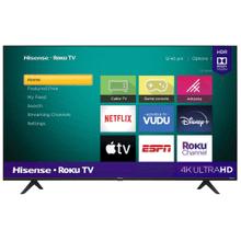 "75"" Class - R6E3 - 4K UHD Hisense Roku TV with HDR (2020)"