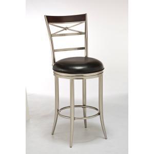 Hillsdale Furniture - Kilgore Dull Nickel Bar Stool