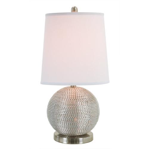 "24""h Table Lamp W/night Light"