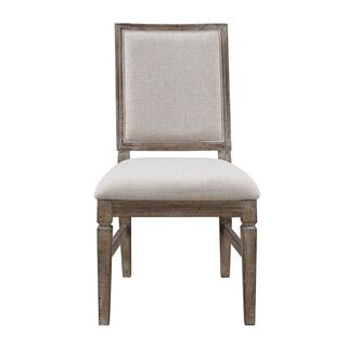 Interlude II Square Back Dining Chair