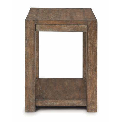 Flexsteel - Boulder Chairside Table