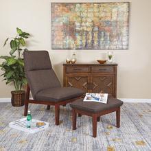 See Details - Cameron Chair & Ottoman