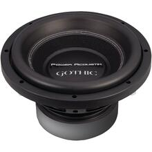 """See Details - Gothic Series 2 Dual Voice-Coil Subwoofer (10"""", 2,200 Watts)"""