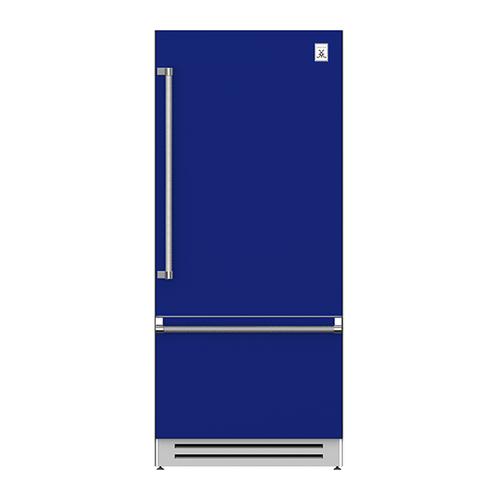 "36"" Bottom Mount, Bottom Compressor Refrigerator - KRB Series - Prince"