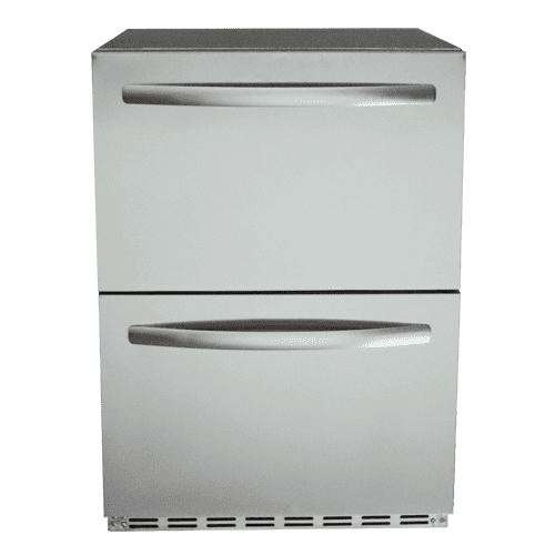 Cg Products - Rcs 2-drawer Fridge