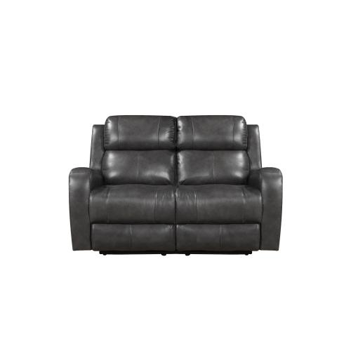 E71317 Cortana Pwr Loveseat 177066lv Grey