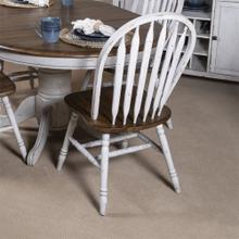 Windsor Side Chair (RTA)- White