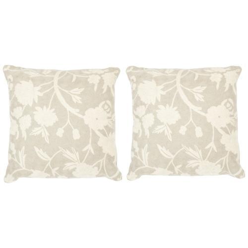 Vannes Pillow - Greige