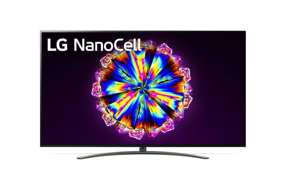 LgLg Nanocell 91 Series 2020 86 Inch Class 4k Smart Uhd Nanocell Tv W/ Ai Thinq® (85.5'' Diag)