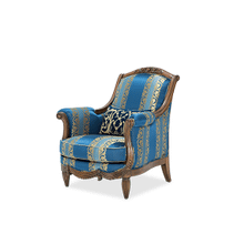 Adrianna Matching Chair Rococco Cognac