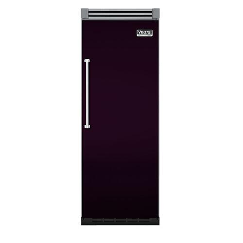 "Viking - Plum 30"" Quiet Cool™ All Refrigerator - VIRB Tru-Flush™ (Right Hinge Door)"