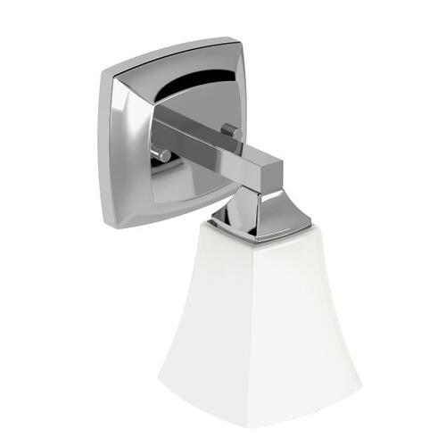Voss chrome bath light