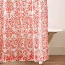 See Details - Kate Shower Curtain, CORAL, ONE