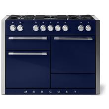 "See Details - Aga Mercury 48"" Dual Fuel Model, Blueberry"