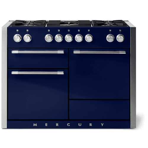 "AGA - Aga Mercury 48"" Dual Fuel Model, Blueberry"