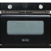"""See Details - Glossy Black 30"""" Verona Gas Wall Oven"""