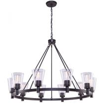 View Product - Clarence AC10760OB Chandelier