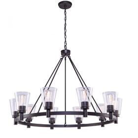 Clarence AC10760OB Chandelier