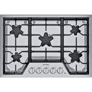 Thermador30-Inch Masterpiece® Star® Burner Gas Cooktop