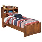 Barchan Twin Bookcase Bed
