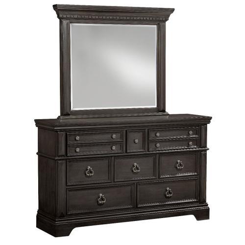 Garrison Dresser, Burnished Grey