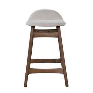 Liberty Furniture Industries - 24 Inch Counter Chair - Light Tan (RTA)