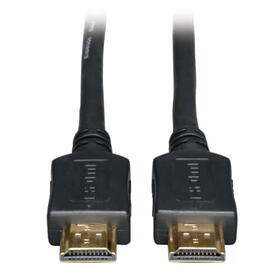 High-Speed HDMI Cable with Ethernet - 4K, No Signal Booster Needed, M/M, Black, 45 ft.