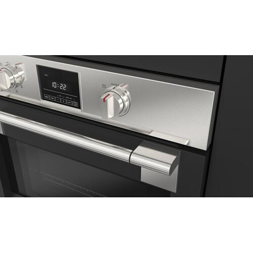 "30"" Pro Single Oven - Matte Black"
