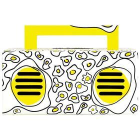 Bluetooth® Streaming TWS Ready Speaker (Yellow)