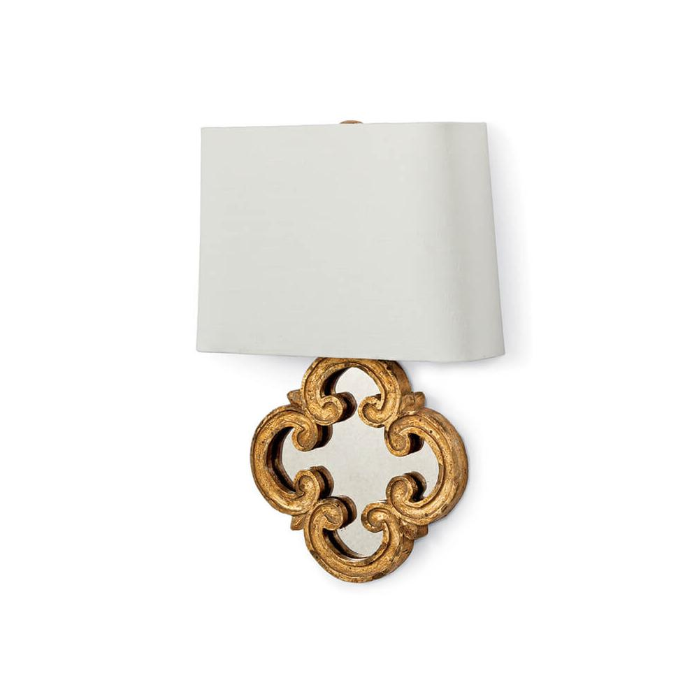 See Details - Motif Mirror Sconce